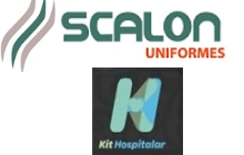 Scalòn Uniformes-KIT Hospitalar -